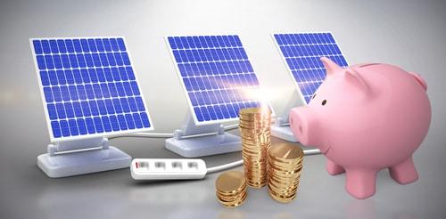 zonnepanelen leveren wist op
