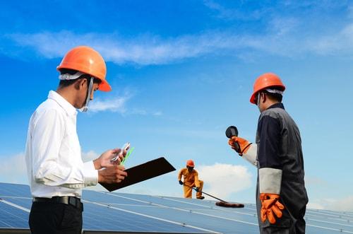 Online beleggen in zonne-energie aandelen
