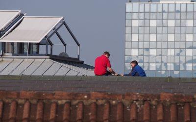 Met zonnepanelen werken op hoogte? Lees deze tips