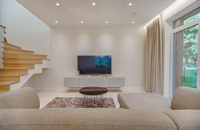 Je huis eigen maken met een haardmeubel met TV